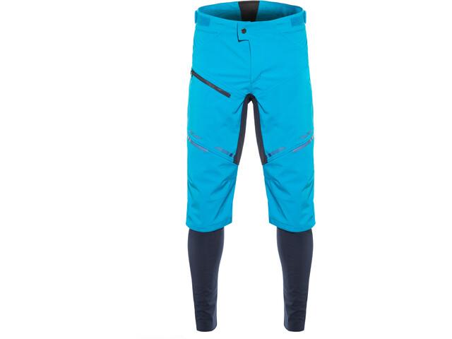 VAUDE Virt II Softshell Pants Men icicle